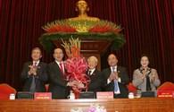 Hôm nay, ra mắt Bộ Chính trị, Ban Bí thư khóa mới