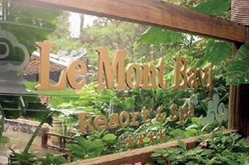 Xây resort không phép giữa Vườn Quốc gia Ba Vì: Ban Quản lý vườn dùng 8 tỉ đồng bán rừng vào việc gì?