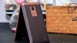 Gionee tung smartphone vỏ sò 2 màn hình cực ấn tượng, siêu quyến rũ