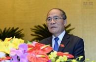 Bà Nguyễn Thị Kim Ngân được giới thiệu bầu Chủ tịch QH
