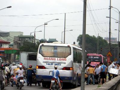 Chuyển đi bến Lương Yên HN nhằm làm Căn hộ Sun Grand Lương Yên