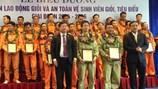 Công đoàn Điện lực Việt Nam: Tôn vinh 114 LĐ giỏi và 111 an toàn vệ sinh viên tiêu biểu giai đoạn 2014-2016