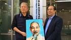 Phó Chủ tịch Tổng LĐLĐVN Nguyễn Văn Ngàng dự khai trương Trung tâm hỗ trợ LĐ nhập cư ở Hàn Quốc