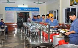 Công đoàn Tổng Cty Thép Việt Nam - 20 năm xây dựng và phát triển: Bám sát quyền lợi của người lao động