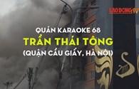 Phân tích lý do khiến nhiều người gặp nạn trong vụ cháy ở Trần Thái Tông