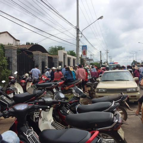 Vụ thảm sát kinh hoàng ở Bình Phước: 6 nạn nhân đều bị khống chế trước khi bị cắt cổ