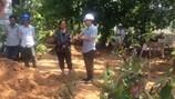 Vụ tràn bùn đỏ titan ở Bình Thuận: Tiếp tục đình chỉ hoạt động Công ty Tân Quang Cường