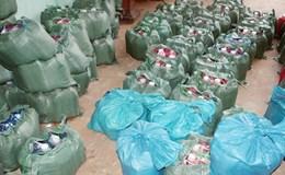 Phát hiện hơn 1.500 kg tương ớt không rõ nguồn gốc ở Bình Phước