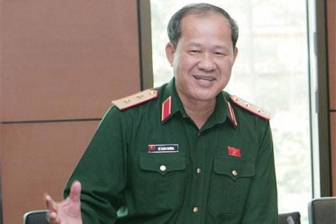 Phó Tổng tham mưu trưởng chống dự án Hải Vân