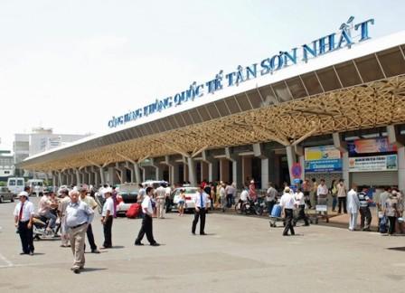 Vé máy bay  Cát Bi đi Tân Sơn Nhất