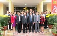 Phó Thủ tướng Nguyễn Xuân Phúc thăm và chúc Tết quận Hải Châu - Đà Nẵng
