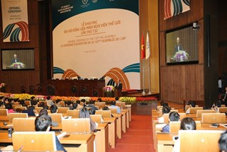 Công tác tổ chức IPU 132 vượt xa kì vọng của Chủ tịch Liên minh Nghị viện