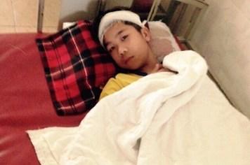 Nghệ An:  Truy bắt các đối tượng đánh 3 học sinh lớp 9 trọng thương