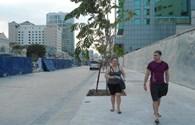 Phố đi bộ đầu tiên tại TPHCM trước ngày khánh thành