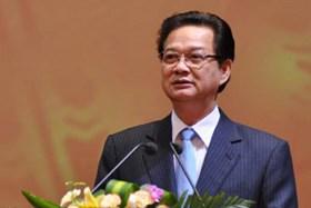 """Thủ tướng Nguyễn Tấn Dũng đề nghị các quốc gia """"biến lời nói thành hành động"""" để  hợp tác và phát triển"""