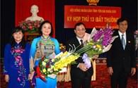 Yên Bái mới có nữ Chủ tịch UBND tỉnh