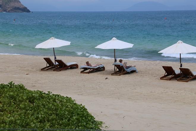 Không gian riêng tư dành cho du khách ở khu nghỉ mát MIA Nha Trang