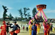 Độc đáo lễ hội cầu ngư - chèo cạn