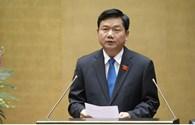 Bộ trưởng Đinh La Thăng giải trình vì sao tàu đóng bằng PPC chưa được đăng kiểm