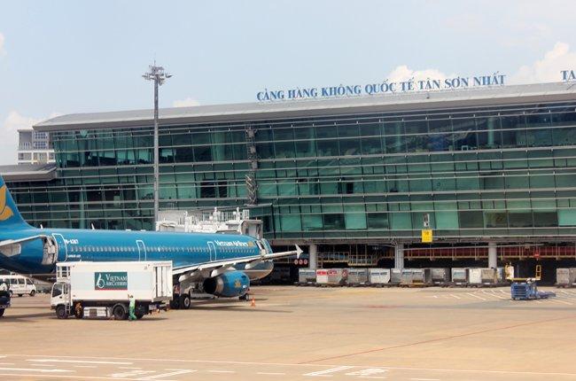 Vé máy bay  Nội Bài đi Tân Sơn Nhất