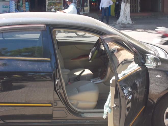 Thông tin mới nhất về vụ hàng loạt ôtô bị đập kính, cướp tài sản ở Đà Nẵng