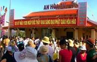 An Giang: Kỷ niệm 76 năm ngày khai sáng Phật Giáo Hòa Hảo