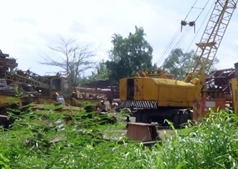 Vụ bãi rác dưới chân cầu Rạch Miễu: Sẽ di dời trả lại hành hang an toàn trong thời gian sớm nhất