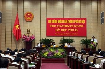 Nhiều nghị quyết quan trọng sẽ được thông qua tại kỳ họp HĐND TP.Hà Nội