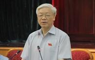 Tổng Bí thư Nguyễn Phú Trọng: Chúng ta đang chống tham nhũng rất quyết liệt
