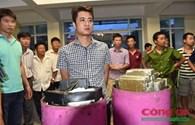 Phó Thủ tướng khen, thưởng các đơn vị phá vụ 490 bánh heroin