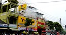 Video: Cháy lớn tại trung tâm điện thoại, laptop Viễn Thông A
