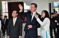 Thủ tướng Cameron: Khuyến khích các doanh nghiệp Anh đầu tư vào TP.Hồ Chí Minh