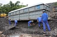 Video clip: Giải cứu ga Lộ Phong, mở lối thoát ban đầu cho vùng than Hạ Long