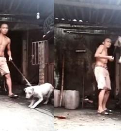 Dã man clip giết, uống máu 3 con chó và những cú share vô trách nhiệm trên mạng xã hội