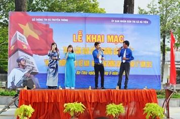 """Đưa bằng chứng lịch sử và pháp lý """"Hoàng Sa – Trường Sa là của Việt Nam"""" đến biển Tây"""
