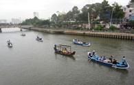 TPHCM: Khai trương tuyến du lịch đường thủy nội đô đầu tiên ở Việt Nam