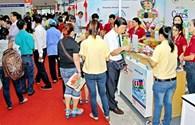 350 doanh nghiệp tham gia Triển lãm Quốc tế về Thực phẩm- đồ uống