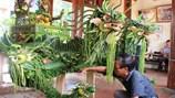 Độc đáo cảnh rước kiệu lá đón Tết trung thu ở Hà Thành