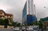 Hà Nội khất thông tin công khai về việc xây dựng tòa nhà 8B Lê Trực