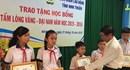 Học bổng Tấm Lòng Vàng- Đại Nam đến tay 15 học sinh nghèo vượt khó tỉnh Ninh Thuận