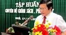 LĐLĐ Thừa Thiên – Huế: Tập huấn ATVSLĐ, thi đua khen thưởng