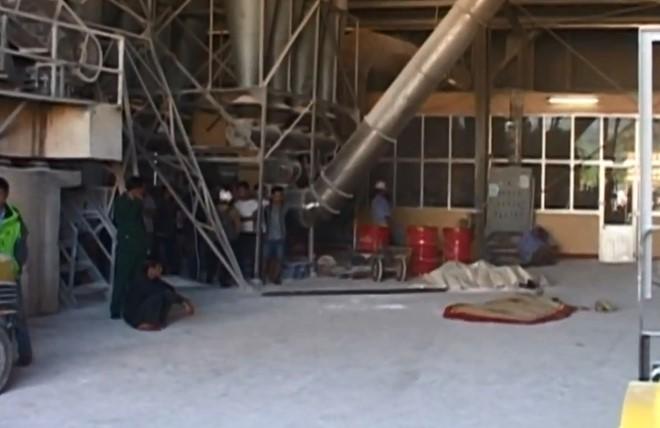 Quảng Trị: Bị máy xay cuốn vào guồng, một công nhân tử vong