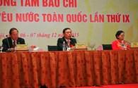 100 tuổi, Giáo sư Vũ Khiêu là đại biểu cao tuổi nhất ĐH Thi đua yêu nước toàn quốc