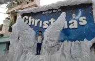Giáng sinh rộn ràng tại xóm đạo