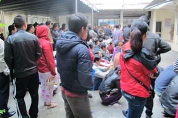 Đà Nẵng: 600 liều vắc xin dịch vụ 5 trong 1 Pentaxim vừa về đã hết sạch