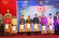Ấm lòng người lao động Quảng Bình
