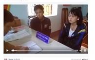 """Xôn xao clip """"Bắt cóc trẻ em tại Quảng Trị"""""""