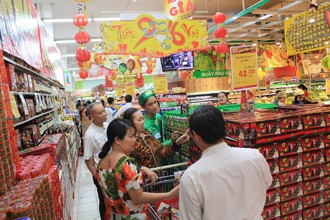 Tết vui cùng siêu thị Big C ảnh 1
