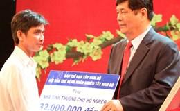 """Ban Chỉ đạo Tây Nam Bộ:  Mang """"xuân yêu thương"""" đến hộ nghèo ĐBSCL"""