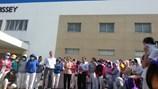 Lương tăng thêm chưa đủ giám đốc ăn một bữa sáng: 3.000 công nhân Nissey bức xúc đình công